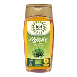 Sirope de agave (Sol Natural, 500ml)