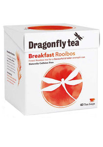 Rooibos breakfast (Dragonfly, 40 sachets)