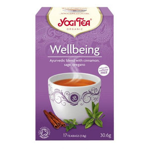 Wellbeing (Yogi Tea, 20 bags)