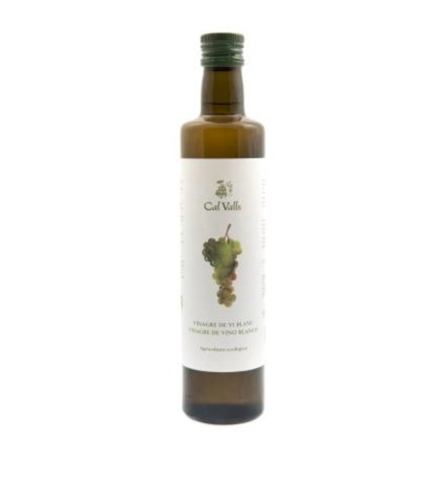Vinagre de vino blanco (Call Valls, 500ml)