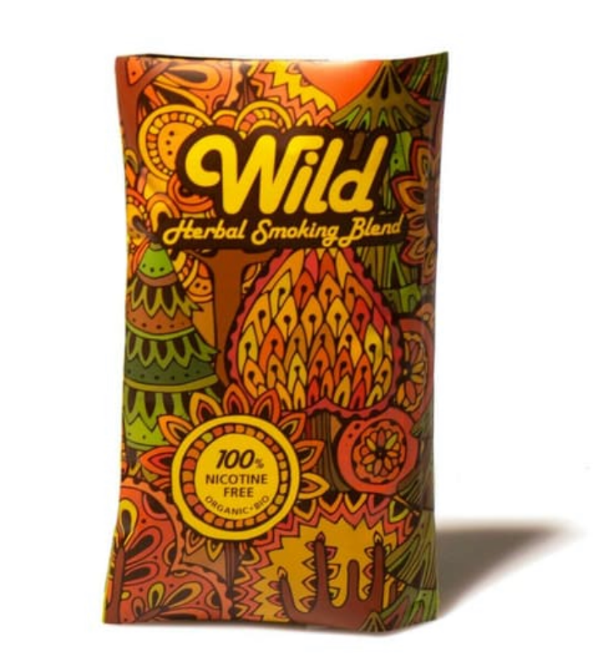 Tabaco floral (Wild, 30gr)