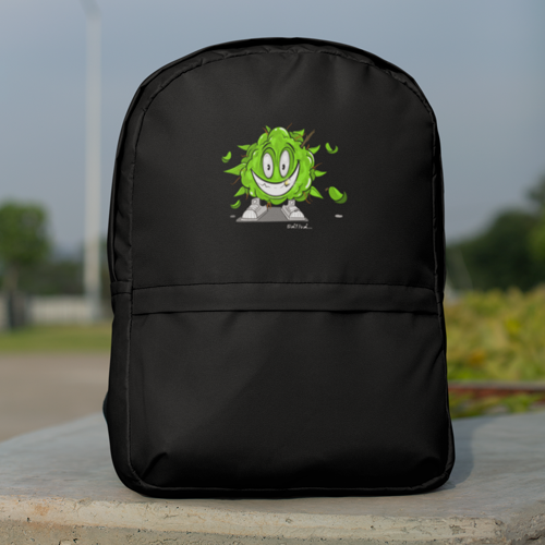 Backpack Black Sativa Collection