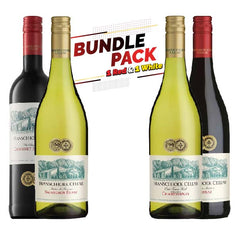 Franschhoek Cellar Bundle Pack (1 Red+ 1 White)