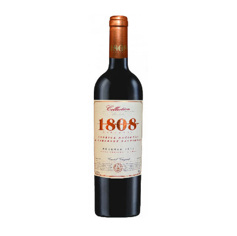1808 Collection Reserva Vinho Regional Lisboa Tinto