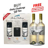 Andes Challenge Gift Pack Montes Classic Sauvignon Blanc Set
