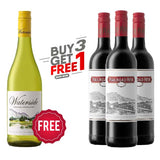 Franschhoek Cellar Buy 3 Free 1