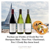 CLOUDY BAY SAUVIGNON BLANC (FOC 1 CHEESE BOARD)