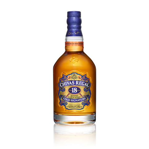 Chivas Regal 18 Years Drop In
