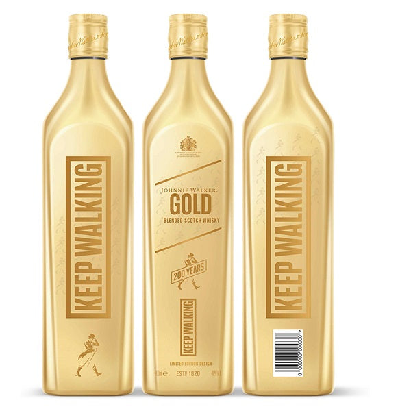 Johnnie Walker Gold Lavel Reserve 200th Year Limited Edition