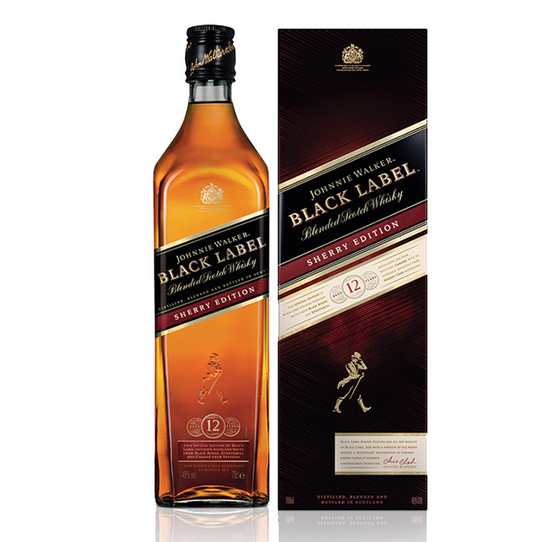Johnnie Walker Black Label Sherry Edition