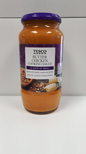 Tesco's Butter Chicken