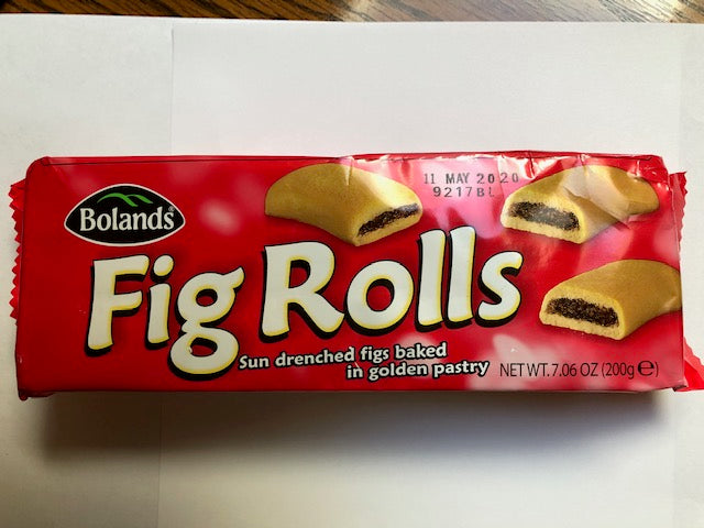 Bolands Fig Rolls