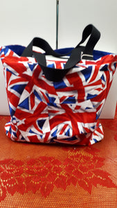 Canvas Bag Union Jack