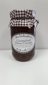 Mrs Darlingtons Caramelized Onion Relish