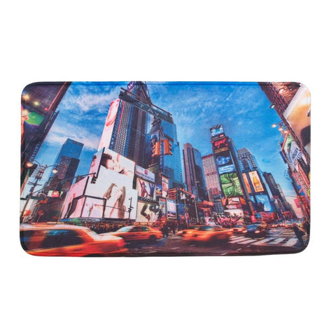 NEW YORK CITY Times Square Floor Mat