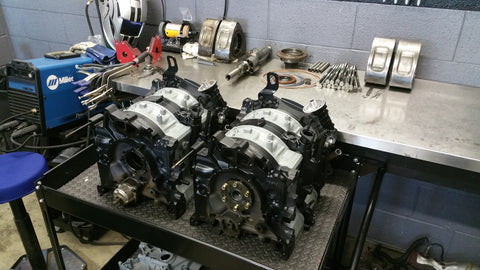 Rebuilt Engine for 6 port RX8