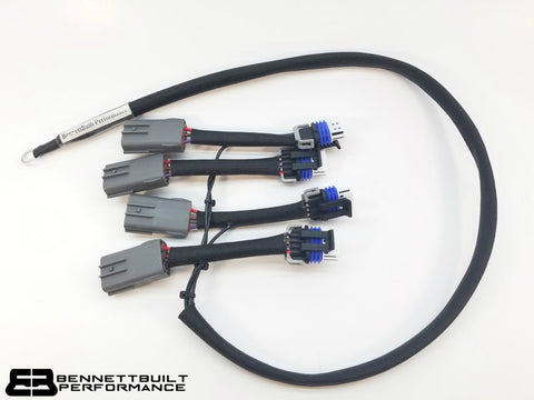 Rx8 to LS style coil adapter harness