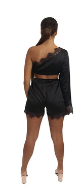 All Eyes On You High Waist Shorts