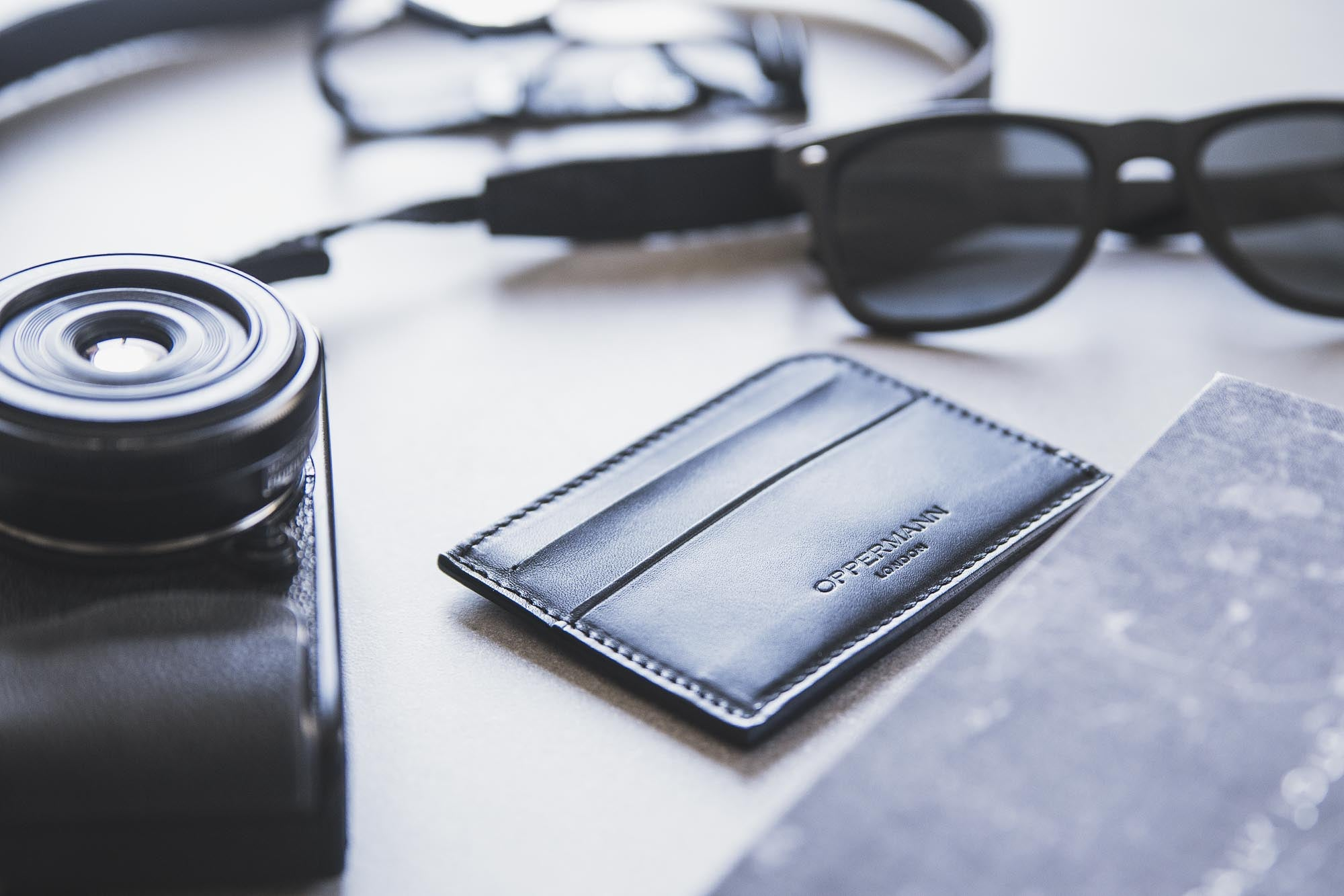 Oppermann Leather Cardholder