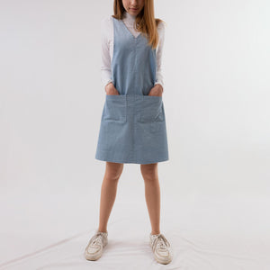 04 KATY - Pinafore Dress - PDF Sewing Pattern