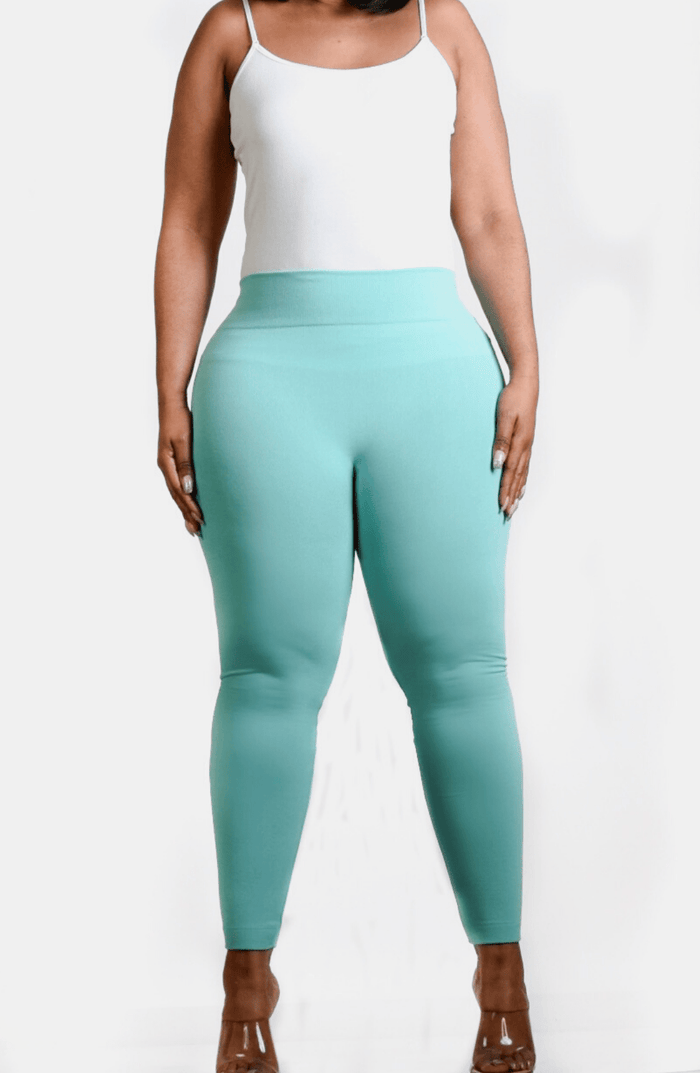 The Lily High Waisted Pull On Leggings