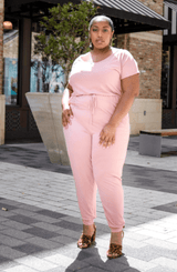 Get It Shawty Curvy Girl Jumpsuit (Plus Size)