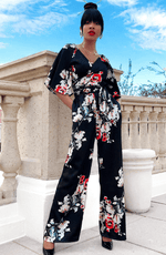 The Jazmine Kimono 2 Piece Pants Set