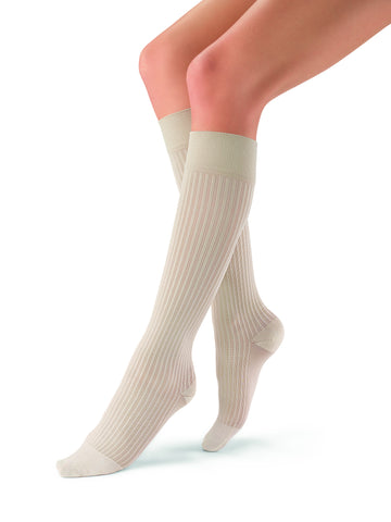 soSoft | Knee High Compression Socks | Closed Toe | 30-40 mmHg