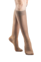 SIGVARIS Womens SHEER FASHION 120 Calf 15 20mmHg