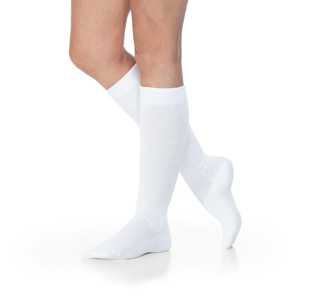 SIGVARIS EVERSOFT DIABETIC SOCK 160 Calf 8 15mmHg