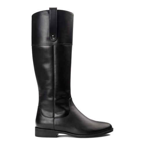 Vionic Holden Mayes Black Tall Boot