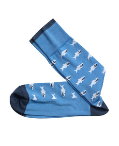 JOHNSTON&MURPHY Shark Socks