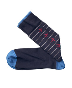 JOHNSTON&MURPHY Airplane Socks
