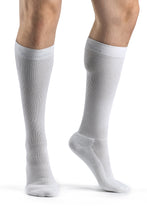 SIGVARIS Mens CUSHIONED COTTON 182 Calf 15 20mmHg