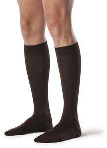 SIGVARIS Mens ALL SEASON MERINO WOOL 192 Calf 15 20mmHg