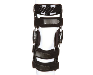 M.4s Compact Functional Knee Brace, Right, Black, 2XL