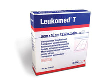 Leukomed® T TRANSPARENT FILM DRESSING