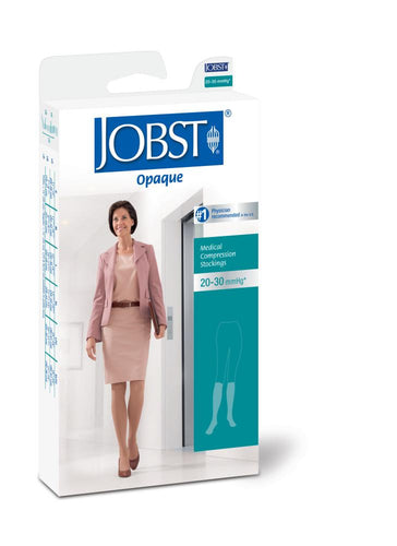 JOBST® OPAQUE KNEE 20-30mmHg