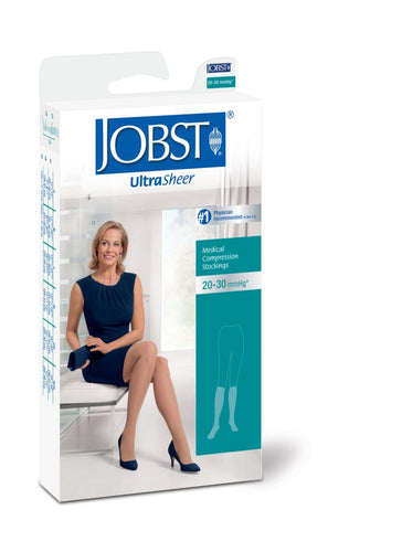 JOBST® ULTRASHEER KNEE 20-30 mmHg