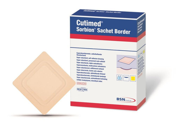 CUTIMED SORBION SACHET BORDER