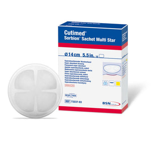 Cutimed® Sorbion® SACHET MULTI STAR
