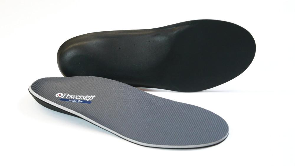 Powerstep® WIDE FIT INSOLE