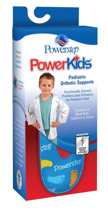 Powerstep®  POWERKIDS PEDIATRIC INSOLE 3/4
