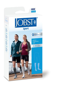 JOBST® SPORT SOCK KNEE 15-20mmHg