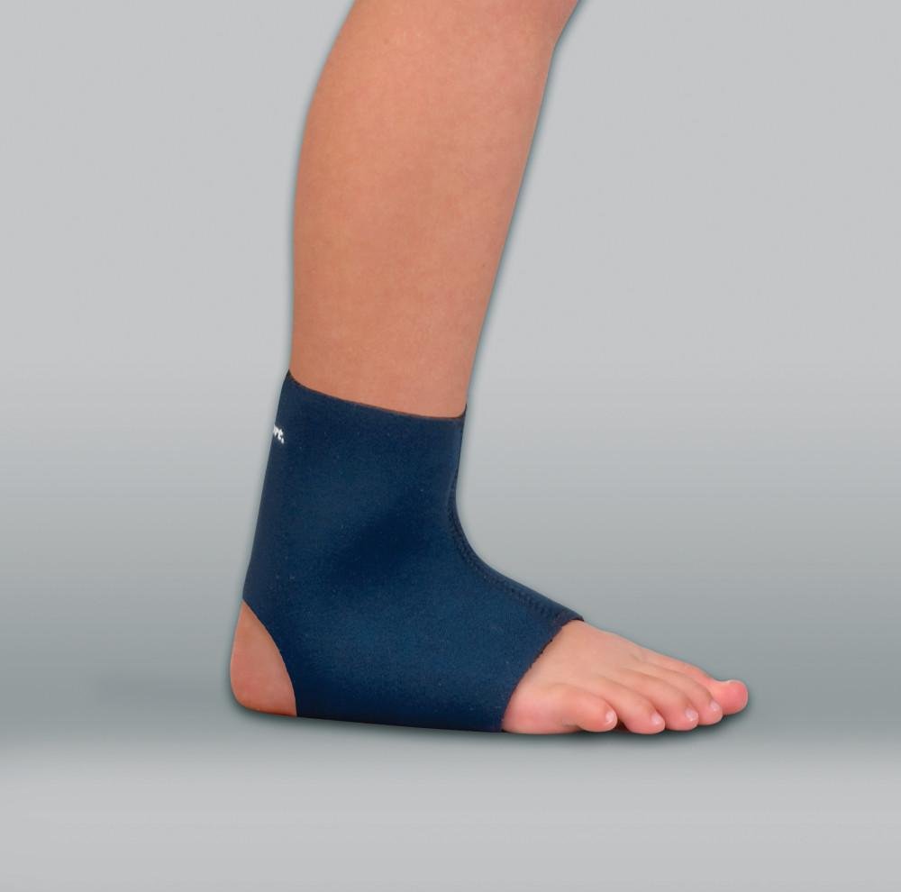 NEOPRENE ANKLE SUPPORT  PED/LG