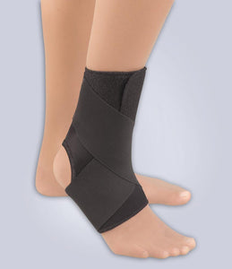 SAFE-T-SPORT EZ-ON WRAP-AROUND ANKLE SUPPORT
