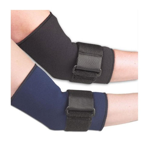 SAFE-T-SPORT COMPRESSIVE ELBOW SLEEVE