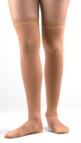 SOFT FIT 20-30 MID THIGH CLOSED TOE UNI-BAND