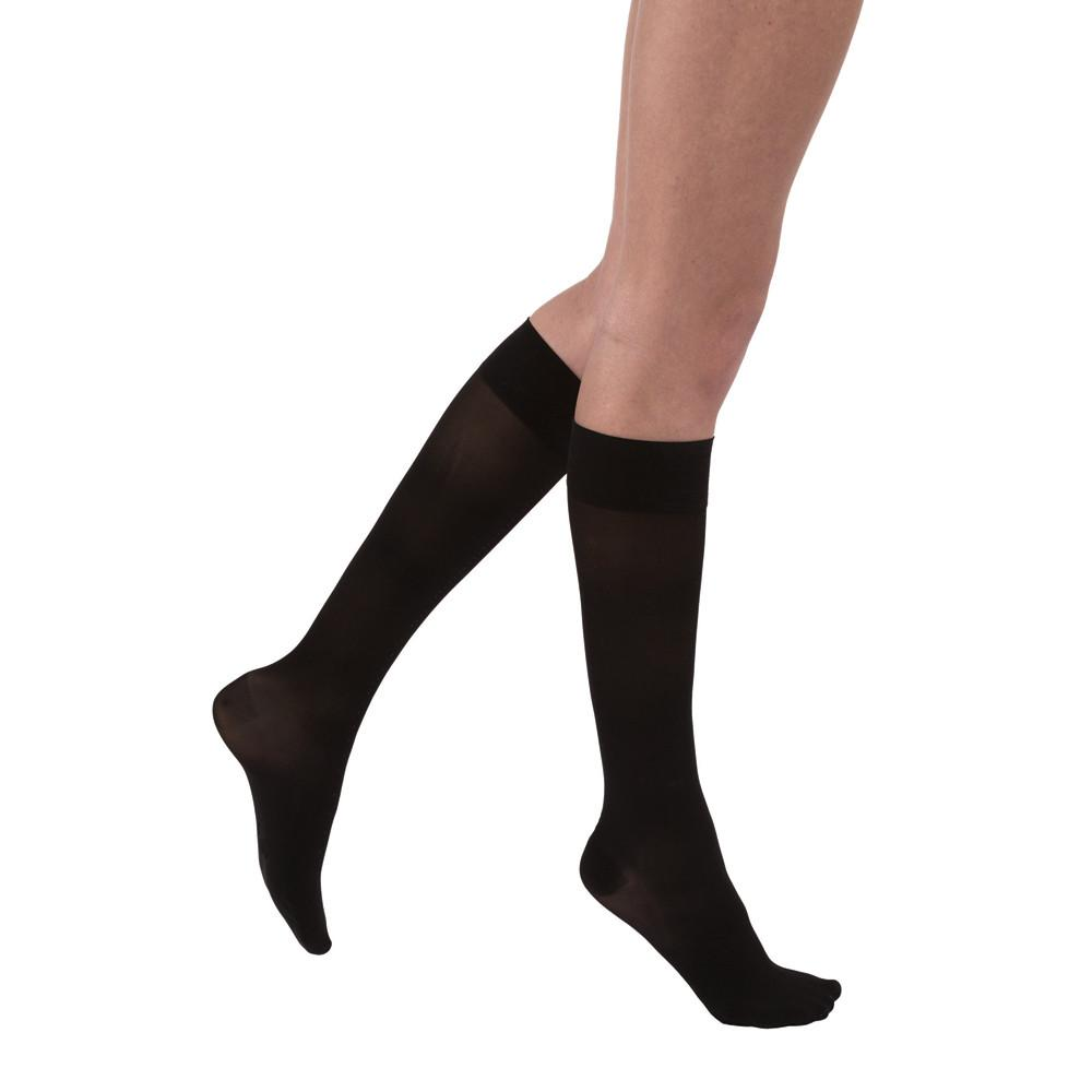 JOBST® ULTRASHEER KNEE HIGH SOFTFIT CLOSED TOE 15-20 mmHg