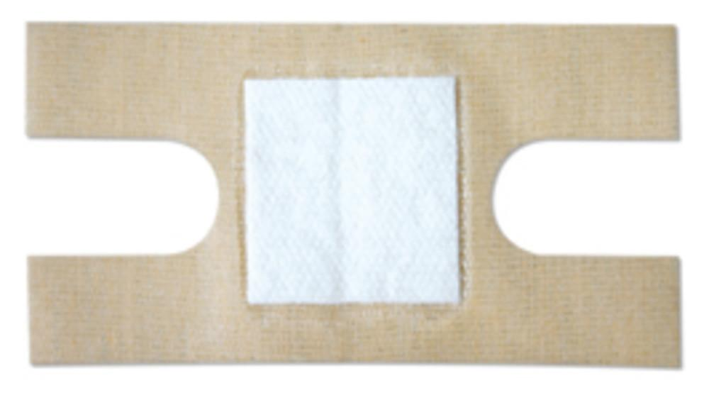 COVERLET ADHESIVE FABRIC BANDAGE KNUCKLE 1.5IN X 3IN